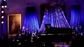 Lang Lang (朗朗) Plays at White House for  Hu and Obama