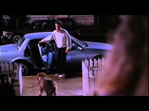 Turner and Hooch funny scene poster
