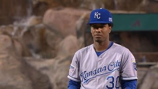 KC@LAA Gm2: Ventura holds Halos to one run over seven