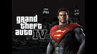 How to install Superman mod in Gta IV Super easy