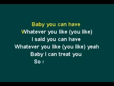 T.I. - Whatever You Like [Karaoke]