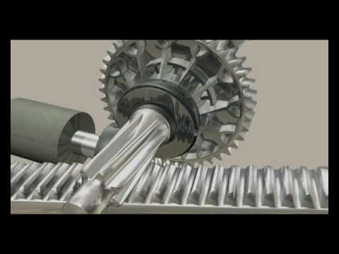 Zf Electric Power Steering Youtube