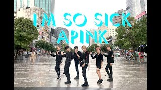 [KPOP IN PUBLIC CHALLENGE] Apink(에이핑크) _ I'm so sick(1도 없어) Dance Cover by Heaven Dance Team