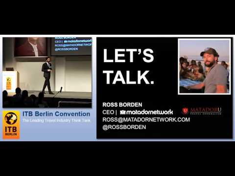 ITB Berlin Convention 2013 - ITB Destination Day 1 - Keynote: 14 Proven Strategies for DMOs