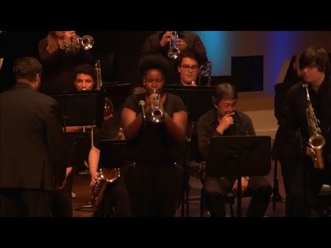 Jazz Ensemble Concert - 10/9/2018