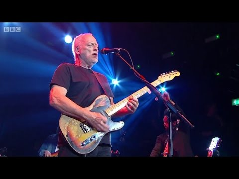 "David Gilmour  "" Astronomy Domine ""  Live"