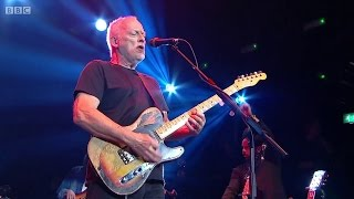 Watch David Gilmour Astronomy Domine Live video