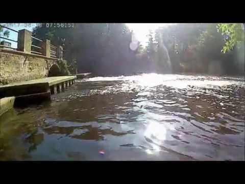 The Underwater World At Horstead Mill, Norfolk, 17 June 2017