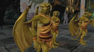 EverQuest II: Kingdom of Sky CES 2006 Trailer