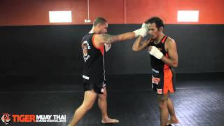 Basic Muay Boran Technique: Spinning Back Elbow