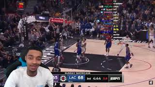 CLIPS CHOKED! FlightReacts Los Angeles Lakers vs LA Clippers Full Game Highlights 2020