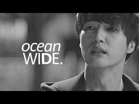 jung sun & jung woo; love is an ocean wide.