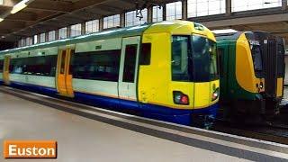 Euston | Watford DC Line : London Overground ( British Rail Class 378 - 350 )