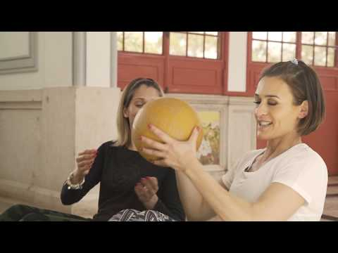 Fátima Lopes e Vanessa Alfaro - Treino abdominal para fortalecimento abdominal