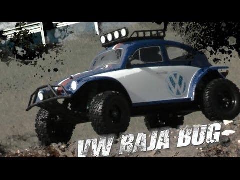 Spotlight Duratrax 1 10 Scale Electric Vw Baja Bug Rtr