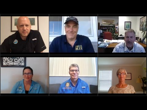 Virtual Panel: Florida's Coral Reef | Leading The Way In Global Coral Conservation