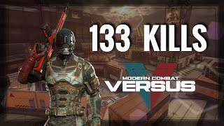 MCVS:  Modern Combat Versus | 133 KILLS | Epic LOCK Gameplay | INHUMAN screenshot 4