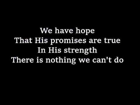 Jeremy Camp -  Same Power with lyrics