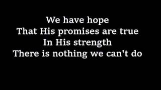 Jeremy Camp -  Same Power with lyrics