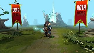 Dota 2 Kunkka - Bestowments of the Divine Anchor custom animation preview