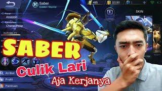 Tutorial saber, cara pakai saber, build saber ( game play saber )