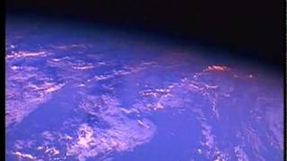 SPACE NIGHT - earthviews IV (part 7) aural float - introspection