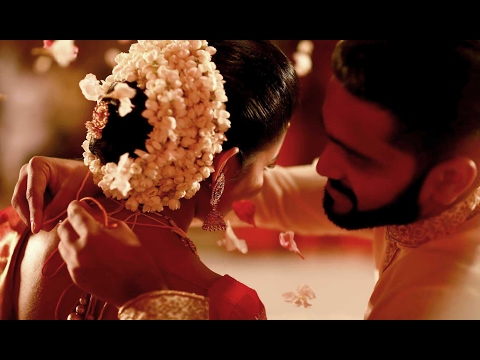 Ananthu & Alka Wedding Highlights