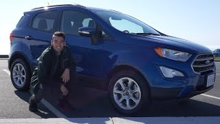 What do I think of the 2018 Ford EcoSport? - TheDriveGuyde Review