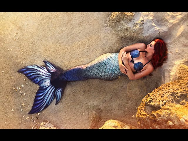 HOW TO BE A PROFESSIONAL MERMAID