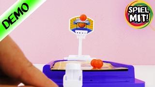 BASKETBALL CHALLENGE? Kann Kaan überhaupt was? Mini Basketball Game Deutsch - Spiel mit mir