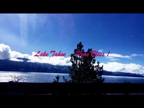 San Francisco- Sierra Valley- Truckee River- Lake Tahoe- Reno, Nevada