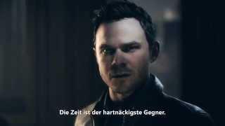 Quantum Break GamesCom 2015 Trailer [German - Deutsch] [1080p]