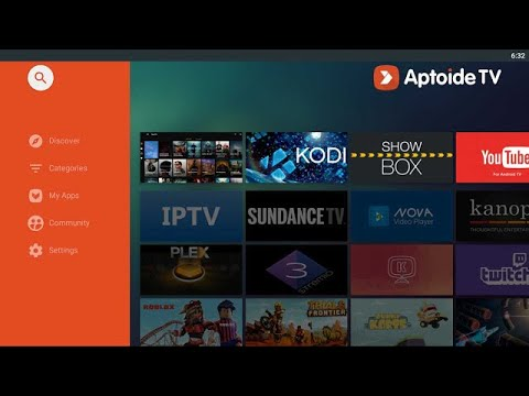 Download Aptoide TV For PC (Windows 10/8/7)