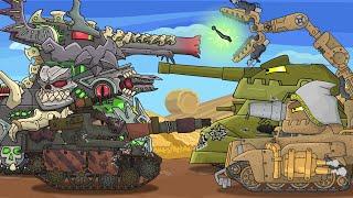Все серии : Братство Спасения - Мультики про танки