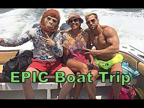 EPIC BOAT TRIP nach Isola di Rosario feat. Karl Ess / Teil 2
