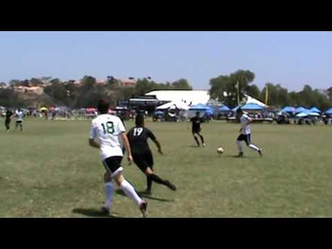 B98 CA Rush Master Class vs Calgary West (Surf Cup 16)