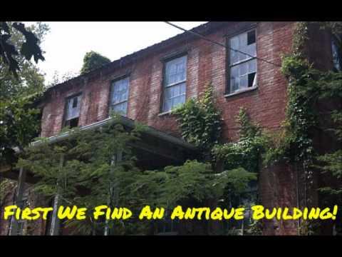 Antique Building Bricks - YouTube
