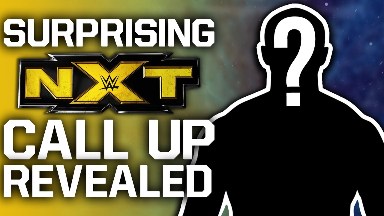 Surprising NXT Call Up Revealed   SmackDown Superstar Buries WWE Creative