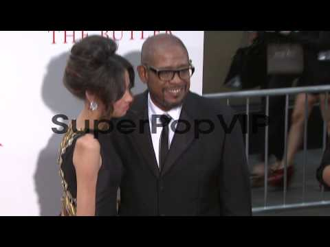 Forest Whitaker and Keisha Whitaker at 'The Butler' New Y...