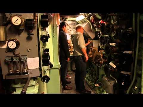 Bli med ombord i ubåten MMU Utstein