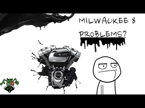 Harley davidson milwaukee 8 problems? - YouTube