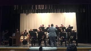 FHS Jazz Band Feb 2019 (2)