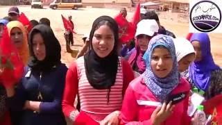 جماعة العمامرة بآسفي تحتفل بعيد العرش المجيد