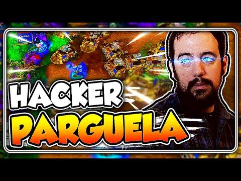 WARCRAFT III | CALLÁNDOLE LA BOCA A UN PARGUELA - Multijugador - Gameplay Español