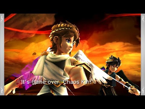 Kid Icarus: Uprising - Chapter 21: The Chaos Vortex