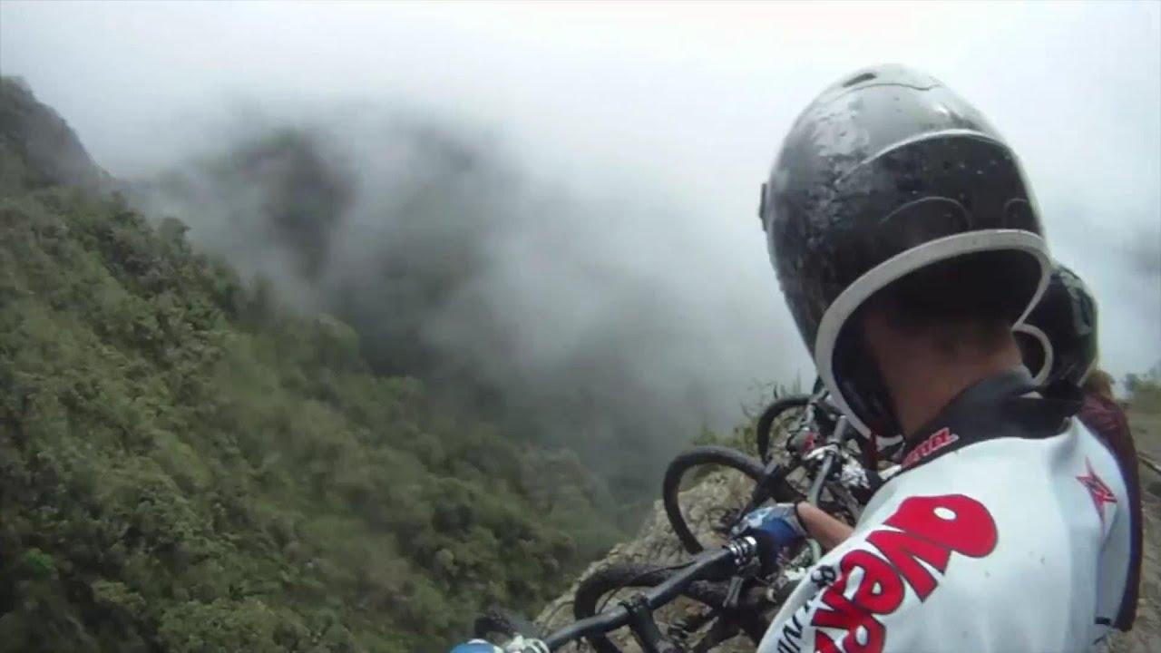 世上最危險的單車遊戲 - YouTube