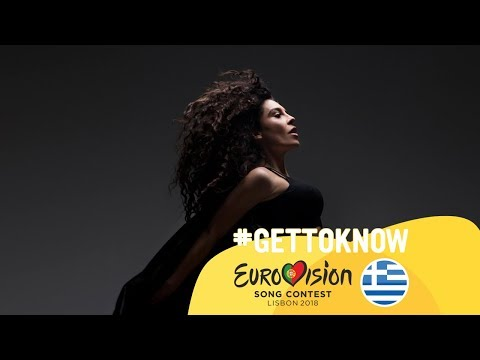 ESC 2018: Get to Know.... GIANNA TERZI from GREECE   Eurovision Song Contest 2018 🇬🇷