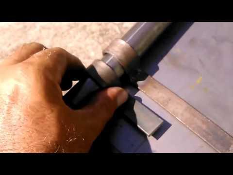 Articulação Do Braço Estabilizador Do Portão Basculante (Jig)