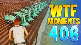 PUBG Daily Funny WTF Moments Highlights Ep 406
