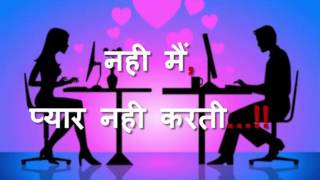 Half Girlfriend || True Love Story - Hindi Short Conversation GF & BF || Episode-01